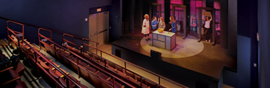 Road Theatre stage