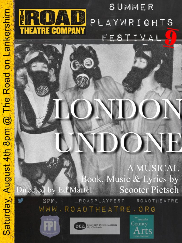 London Undone Poster