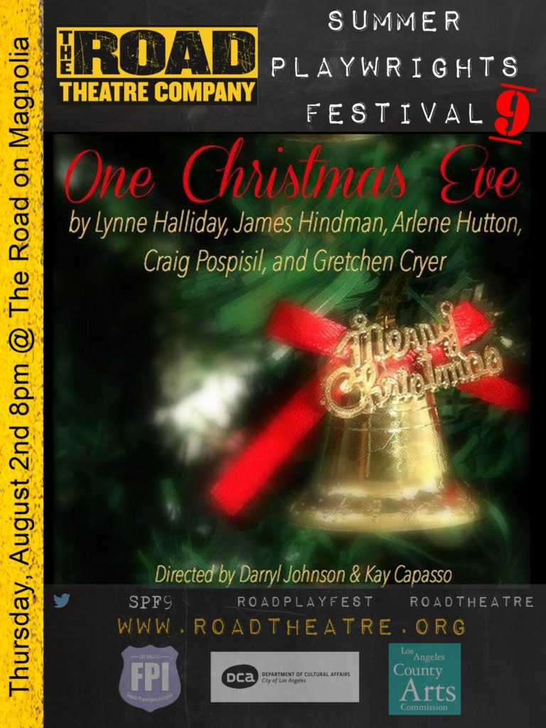 One Christmas Eve poster
