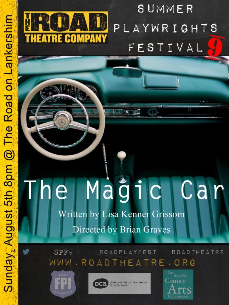 The Magic Car poster