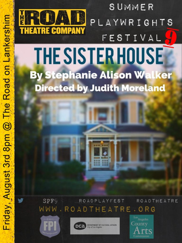 The Sister House poster